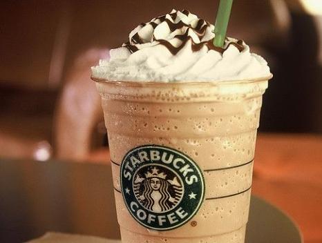 Starbucks Frappuccino2